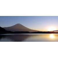 2015/12/20 夜明けの富士 ツルピカ山田撮影